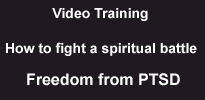 Christian PTSD fight and beat