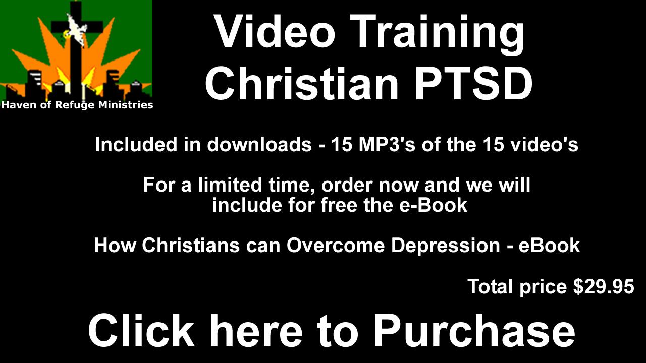 help for PTSD